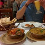 our Indian feast