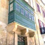 balcone tipico di Mata