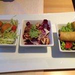 3 salats