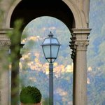 from the terrace towards Varenna
