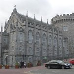 Dublin Castle is around the corner!