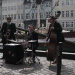 Musicians in Nyhavn
