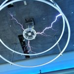 Tesla coil!