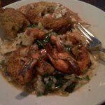 Shrimp & Scallop Riscotto & Extra from other plates!