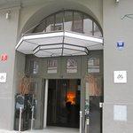 Prague Emblem Hotel - Entrance