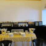 Breakfast Included with our booking