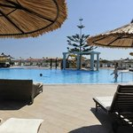 Piscine du Club Marmara