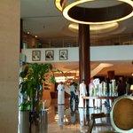 The Lobby Mövenpick Hotel, Al Khoba, Eastern Province, Saudi Arabia