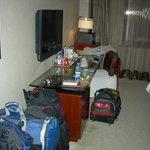 plenty room or luggage