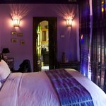 Our beautiful Amethyst Suite
