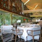 Parador de Cadiz/Hotel Atlantico - Dining area