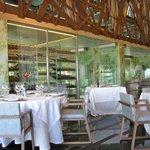 Parador de Cadiz/Hotel Atlantico - dining room