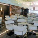 Parador de Cadiz/Hotel Atlantico - lounge area
