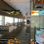 Parador de Cadiz/Hotel Atlantico - lobby