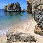 Secret Beach - 4th Best Beach in Europe!!