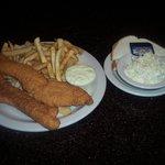 Friday Fish Dinner