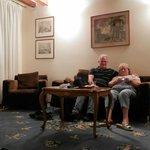 Le salon de notre deuxième séjour