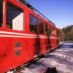 Pike's Peak Cog rail