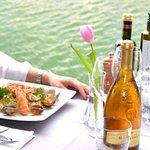 Restaurant italien à Port Grimaud