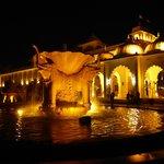le palais des mille et une nuits....