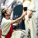 In ancient Rome people used to find new meaning for themselves through inebriation with wine