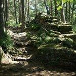 Le mur païen du Mont Sainte Odile, Ottrott 67