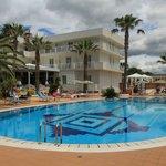 Pool + Hotel!
