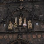 Torre da Cidade Velha -Praga