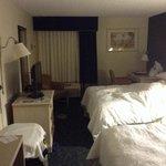 uma geral do quarto