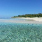 Ile Plate Beach Foto