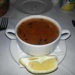 Fish soup- Aljotta