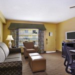 Spacious Two Room Suites
