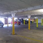 second floor car park