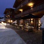 Aurelio Hotel Terrasse