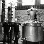 Distillers Pat Heist and Shane Baker