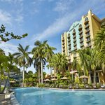 Sunny Days at the Embassy Suites Fort Lauderdale