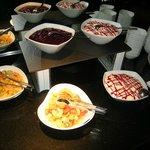buffet déserts
