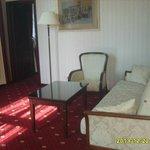 Одна из комнат аппартаментов
