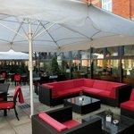 Lounge Außenbereich