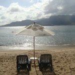 Serviço de praia - Abayomi Hotel