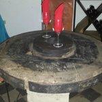 Cartwheel Tabletop