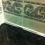 old grouting