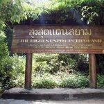 The highest apot in Thailand
