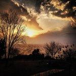 Tapas'da gün batımı
