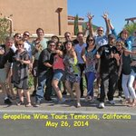Grapeline Wine Tour Temecula May 26 2014