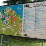 Hotel Maestral Site Plan