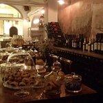 cucina, vino e dolci