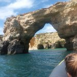 Cave arch
