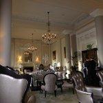 Splendid room for afternoon tea