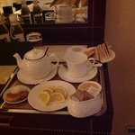 the hotel provided this when they learned i wasnt feeling well. amazing!